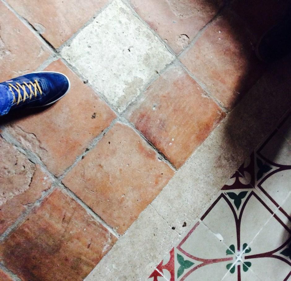 I pavimenti de Lu Furracu