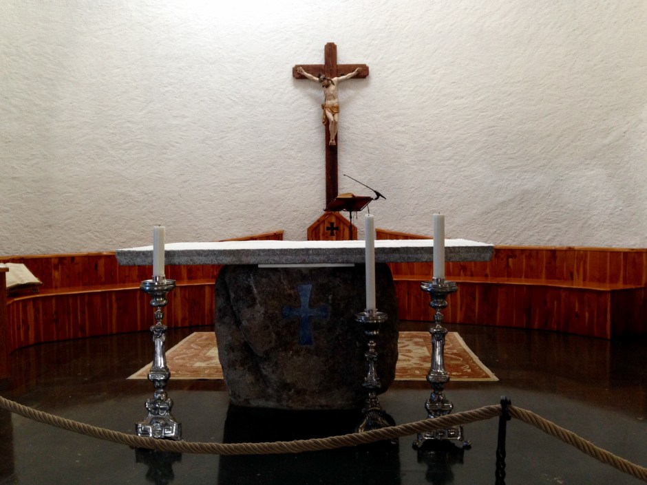 Il crocifisso di scuola tedesca