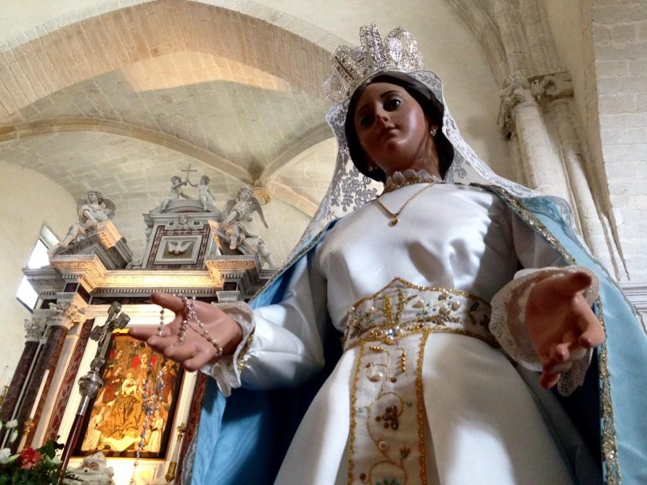 La Madonna di Castelsardo
