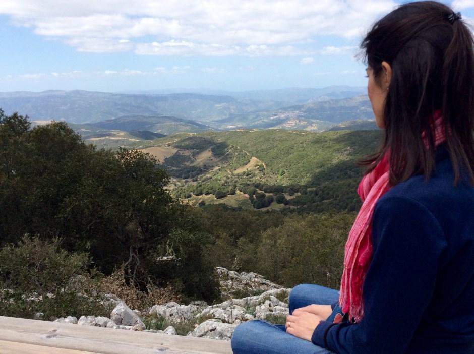 Trekking Montalbo