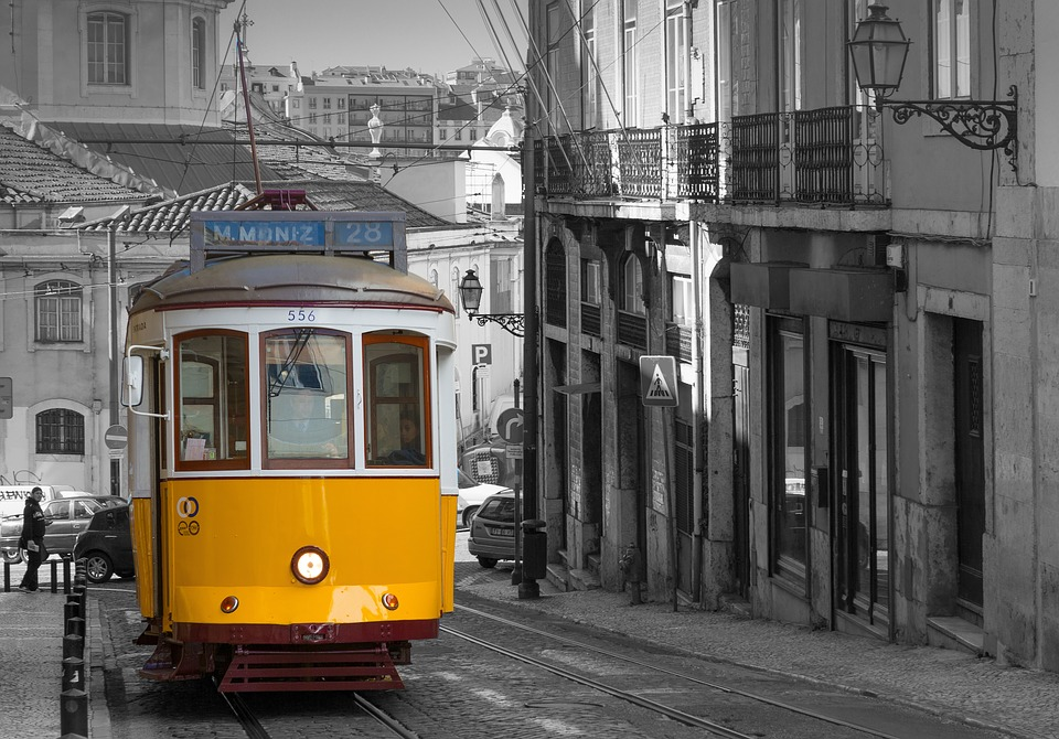 Lisbona - cover