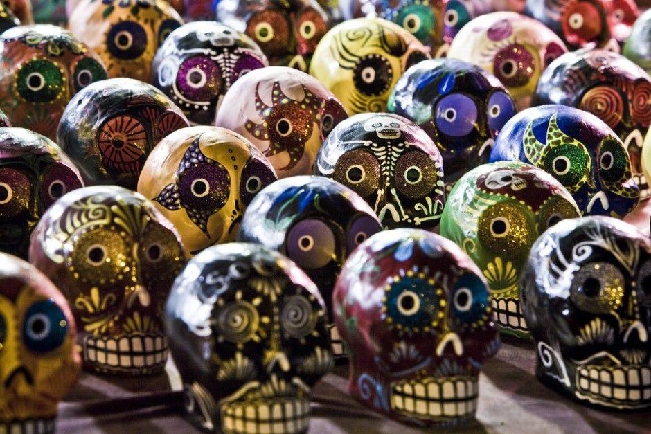 La festa dei morti nel mondo: el Dia de los muertos