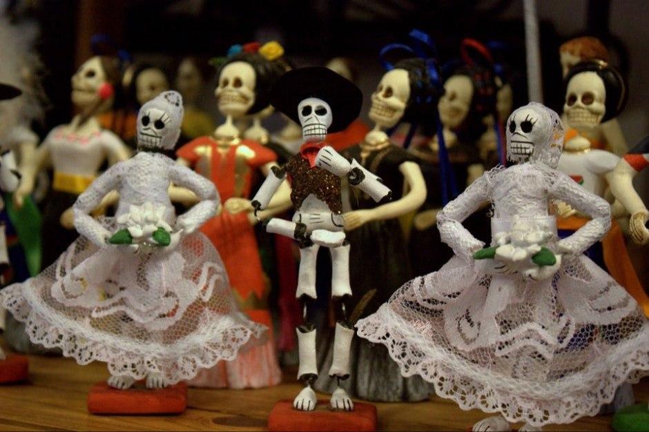La festa dei morti nel mondo