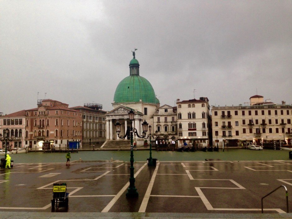 Piazzale Santa Lucia Venezia