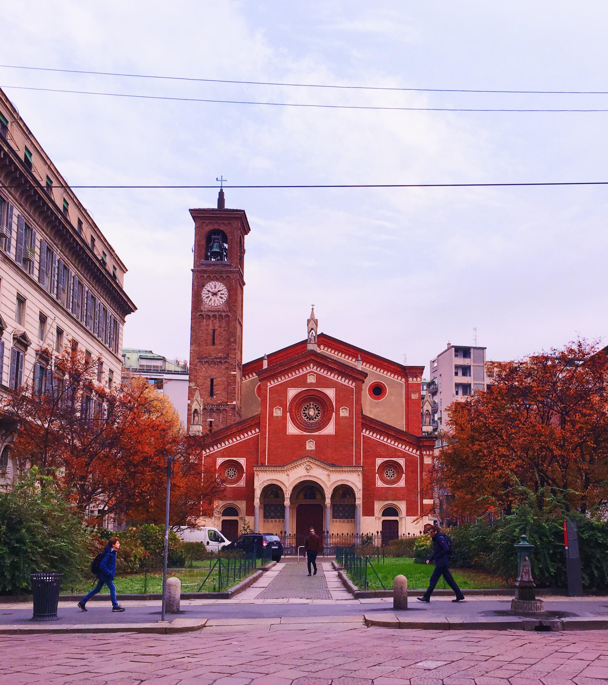 5 cose sulla chiesa di Sant'Eufemia di Milano