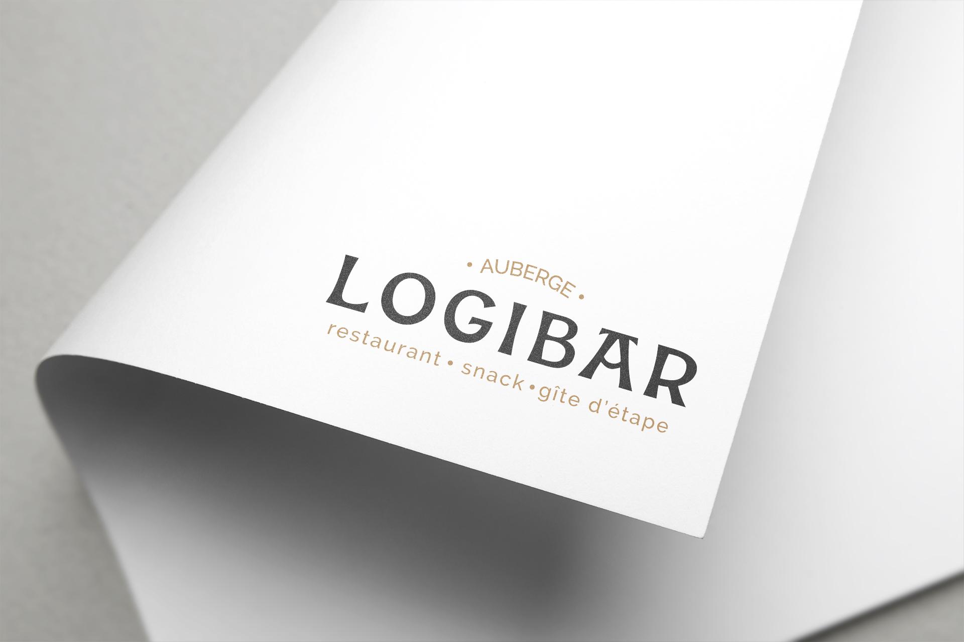 Logo Auberge Logibar