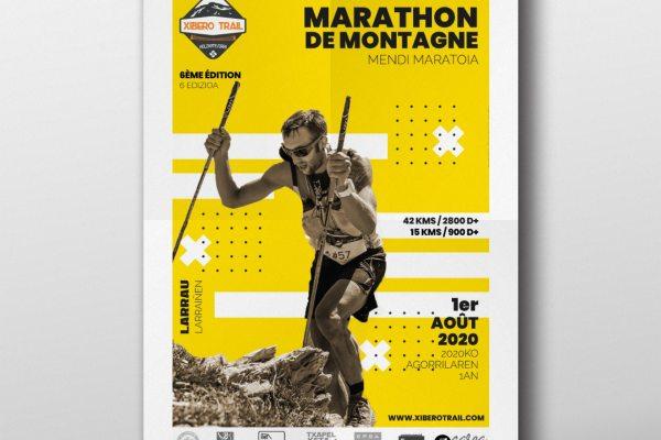 Affiche Xibero Trail
