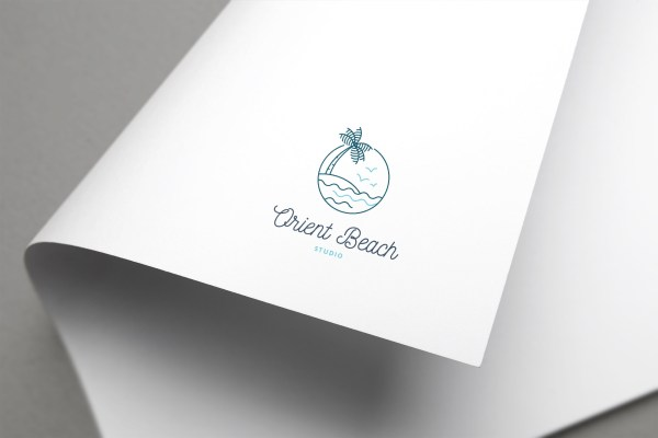 Logo Orient Beach Studio