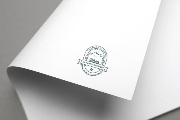 Logo Ferme Carrique