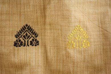 Traditional Assamese motifs