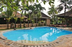 SWIMMING POOL saren indah ubud hotel