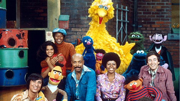 Sesame Street: The Original Cast