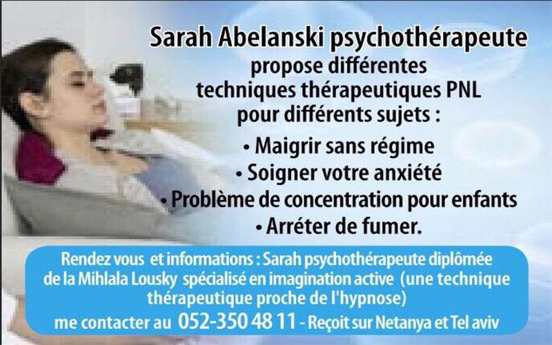 Sarah Abelanski