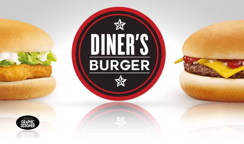 Diner's Burger