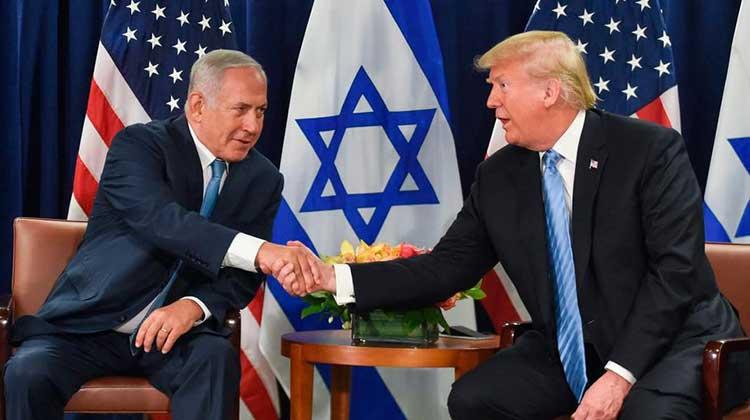 Netanyahou Trump