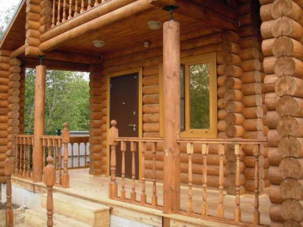 Крыльцо для частного дома из дерева фото – Ой! – Саргорстрой