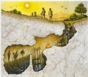 Platons Höhlengleichnis auf die heutige Zeit übertragen …
