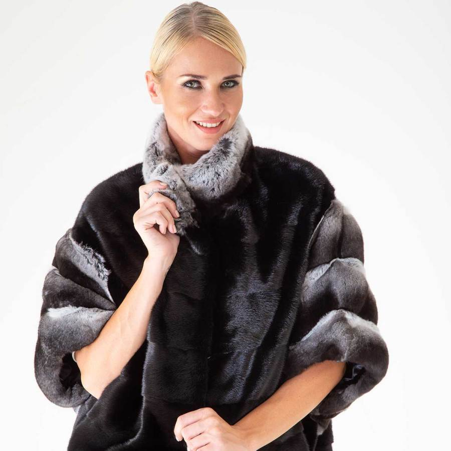 Blackglama Male Mink A.L.C. Jacket | Sarigianni Furs