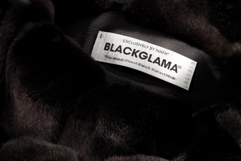 шубу Blackglama в Дубае