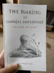 Book Review: The Making of Gabriel Davenport by Beverley Lee
