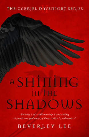 Book Review: A Shining in the Shadows by Beverley Lee (Gabriel Davenport #2)