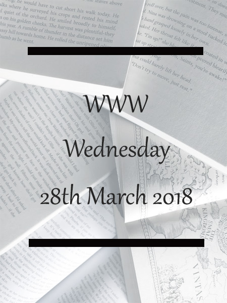 WWW Wednesday 28th March 2018