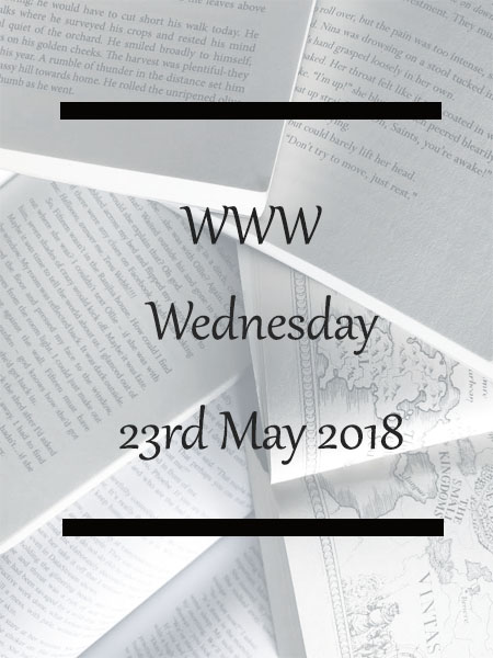 WWW Wednesday 23rd May 2018