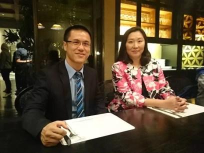 Dannie Chiu & Leung Kwan Ho