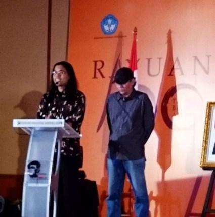 Kurator Bambang Asrini & Mikke Susanto
