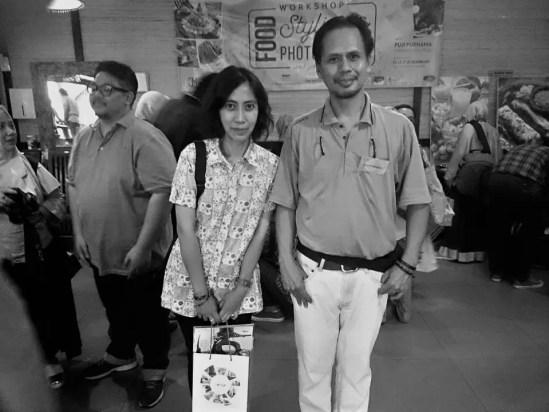 Me & Puji Purnama