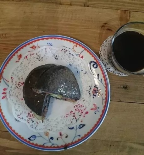 Mango Ricotta Bread, The Good Life -by Sari Novita