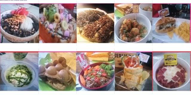 Aneka Kuliner di Food Container Lebak Bulus