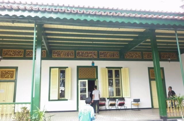 Rumah Peninggalan Warga Tionghoa Zaman dulu di kota Pangkalpinang