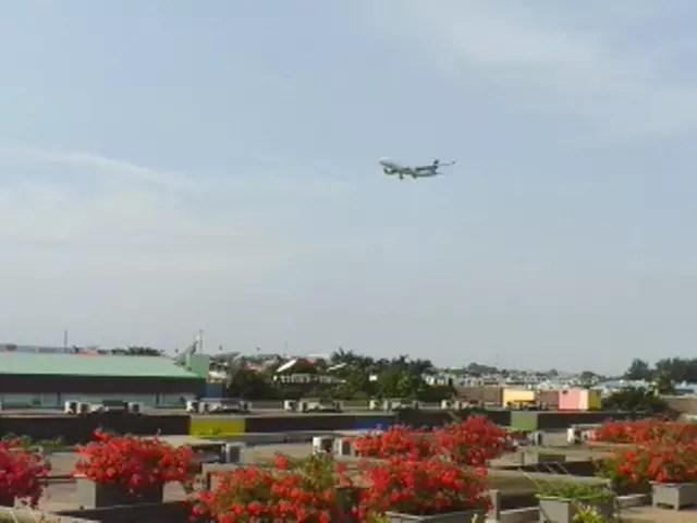 Nice Spot di Rooftop Resort Hotel FM7