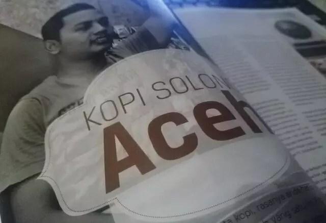 Halal Lifestyle-Kopi Aceh-Sari Novita