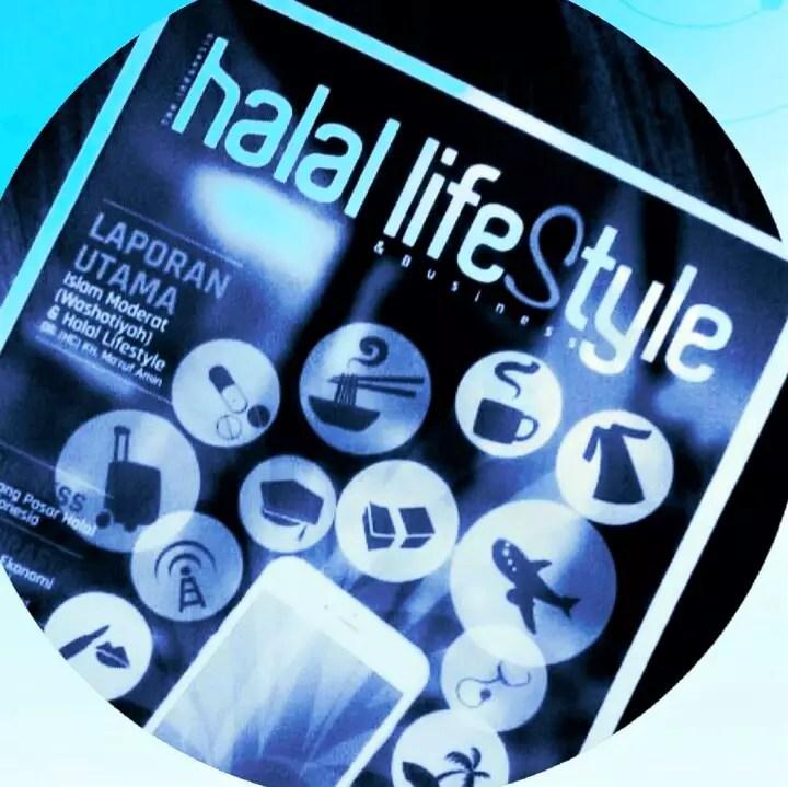 Menggaungkan Halal Lifestyle