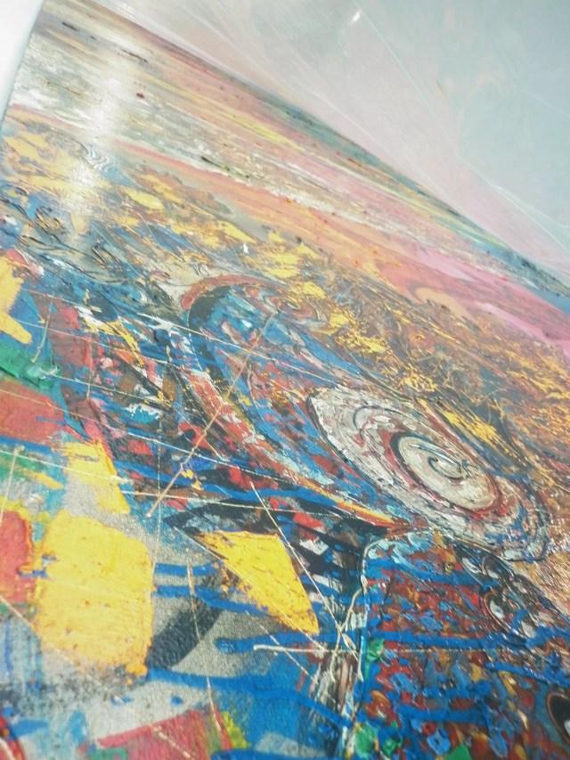 Terminal 3 - Karya Seni Nasirun