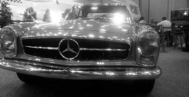 #GIIAS2016 Mercedes Classic