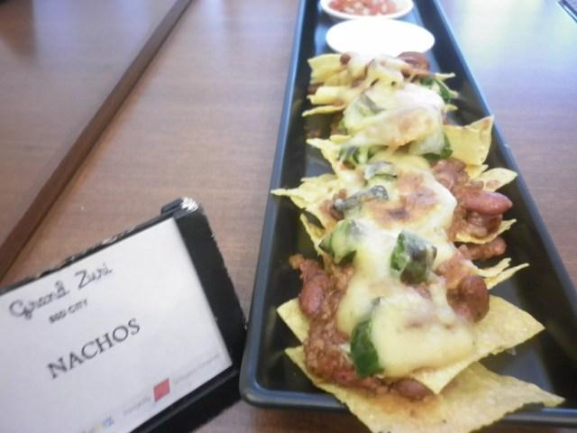 Nachos, Cerenti Restaurant Grand Zuri BSD ~ CopyRight: www.sarinovita.com Recommended!