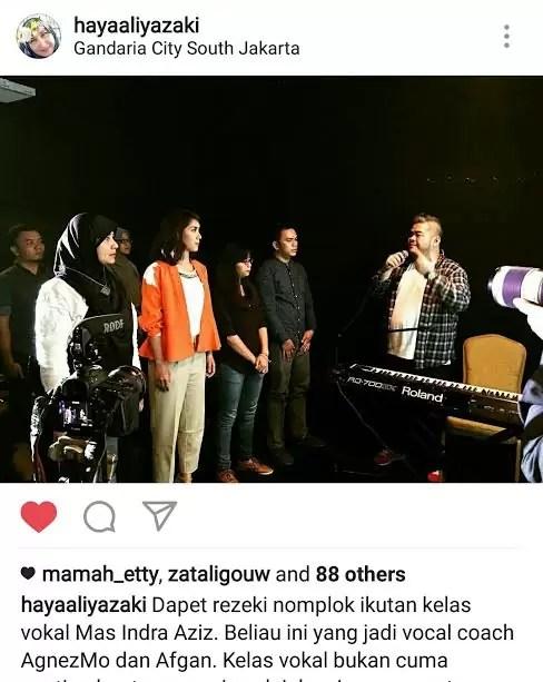 Diambil dari Instagram https://www.instagram.com/hayaaliyazaki/