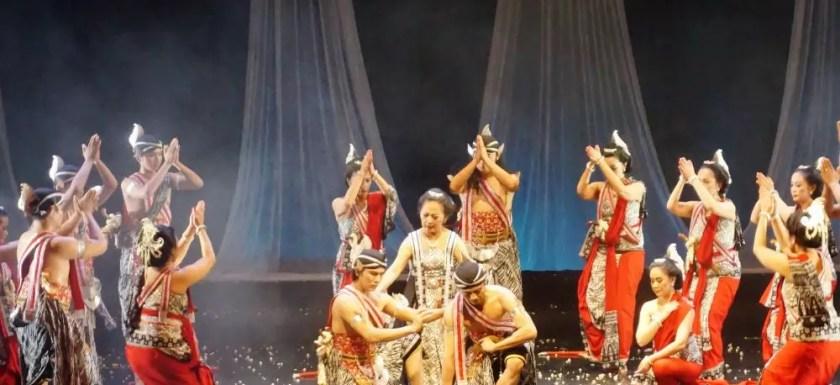 Opera Tari Arka Suta. Copyright:www.sarinovita.com