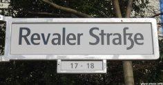Revaler Straße 1
