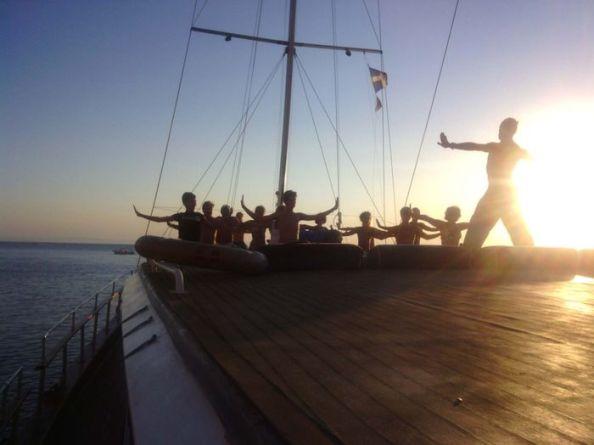 yoga in barca