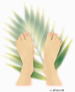 足の甲のむくみや腫れや痛みは病気の心配はないの?
