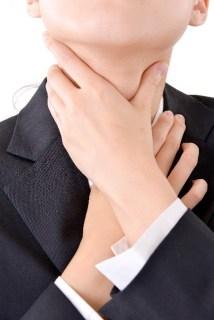 喉のできものの原因と治し方!病気の可能性はあるの?