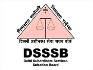 Dsssb teacher online form