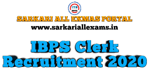 Read more about the article IBPS Clerk Recruitment 2020