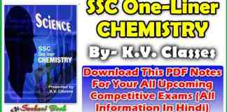 chemistry notes download