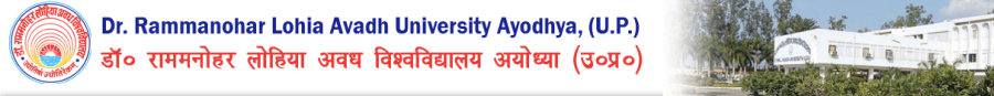 RMLAU Avadh University Result