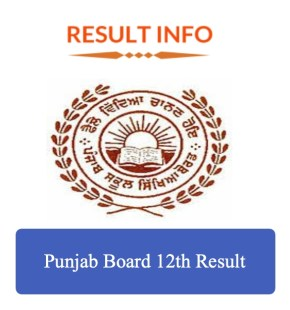 Punjab Board 12th Result